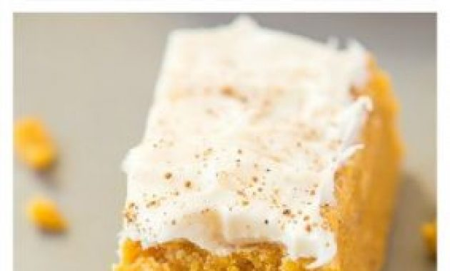 No-Bake Carrot Cake Protein Bars Recipe