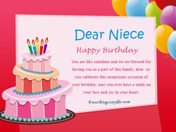 1St Birthday Wishes For Niece  1000 ideias sobre Mensagem Aniversario Sobrinha no