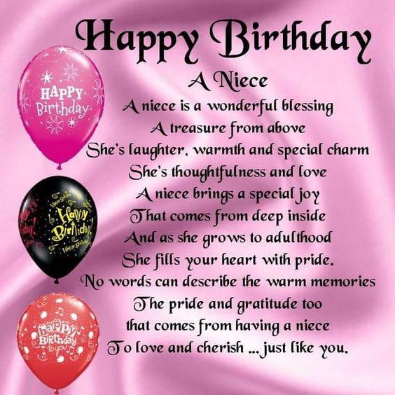1St Birthday Wishes For Niece  Happy Birthday Niece Birthday Pics for Niece