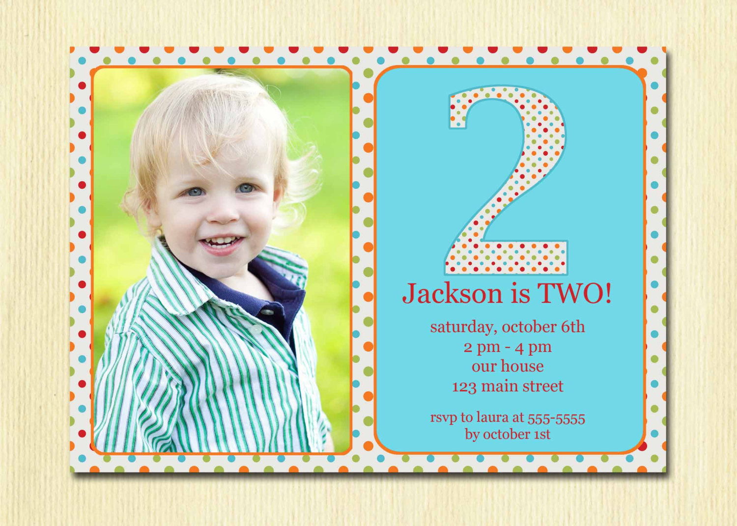 2 Year Old Birthday Quotes  2 Year Old Birthday Invitations Templates