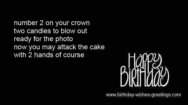 2 Year Old Birthday Quotes  2 Year Old Birthday Quotes Happy QuotesGram
