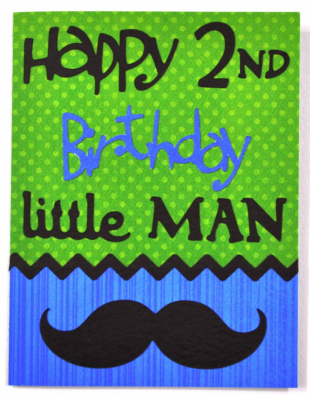 2 Year Old Birthday Quotes  DAT S My Style TJ s 2nd Birthday Card