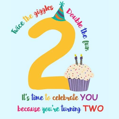 2 Year Old Birthday Quotes  2do cumpleaños feliz Segundo cumpleaños desea Cotizaciones