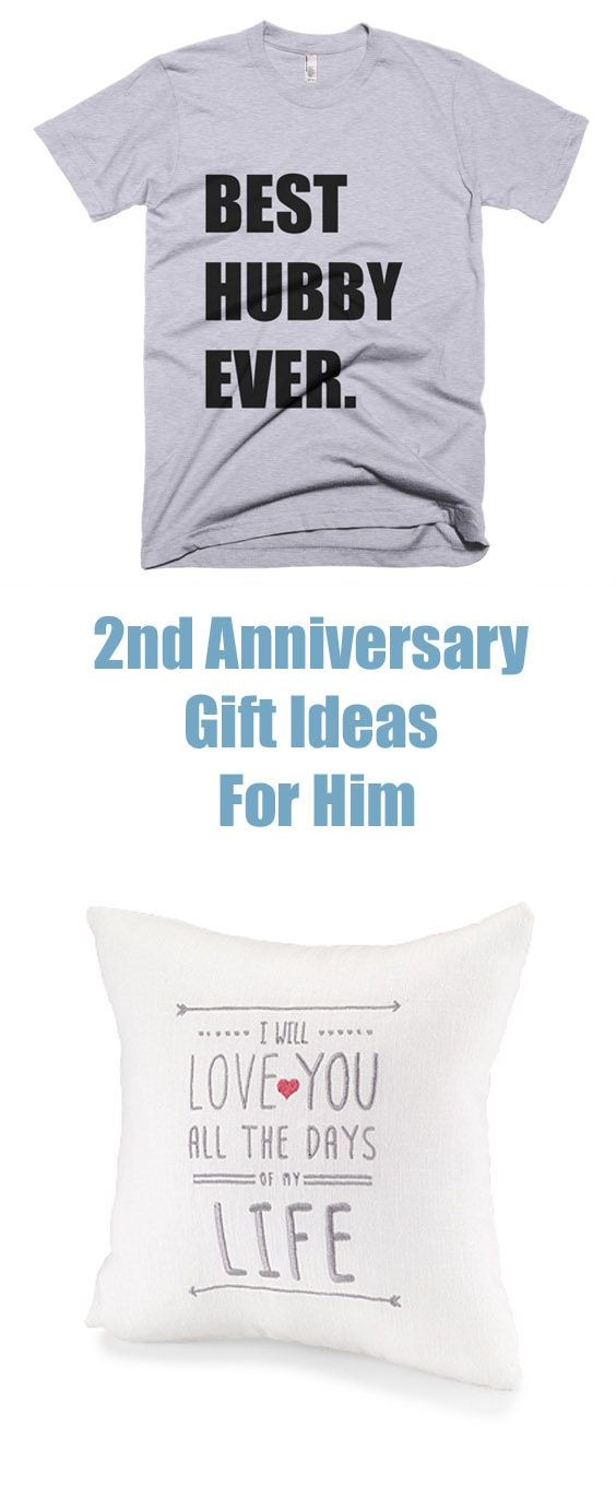 2Nd Wedding Anniversary Gift Ideas For Her  2nd anniversary t ideas for him are traditionally in