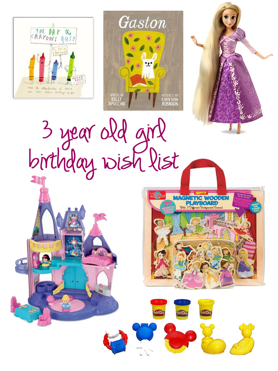 3 Year Old Birthday Gift Ideas  Nat your average girl 3 Year Old Girl Gift Ideas