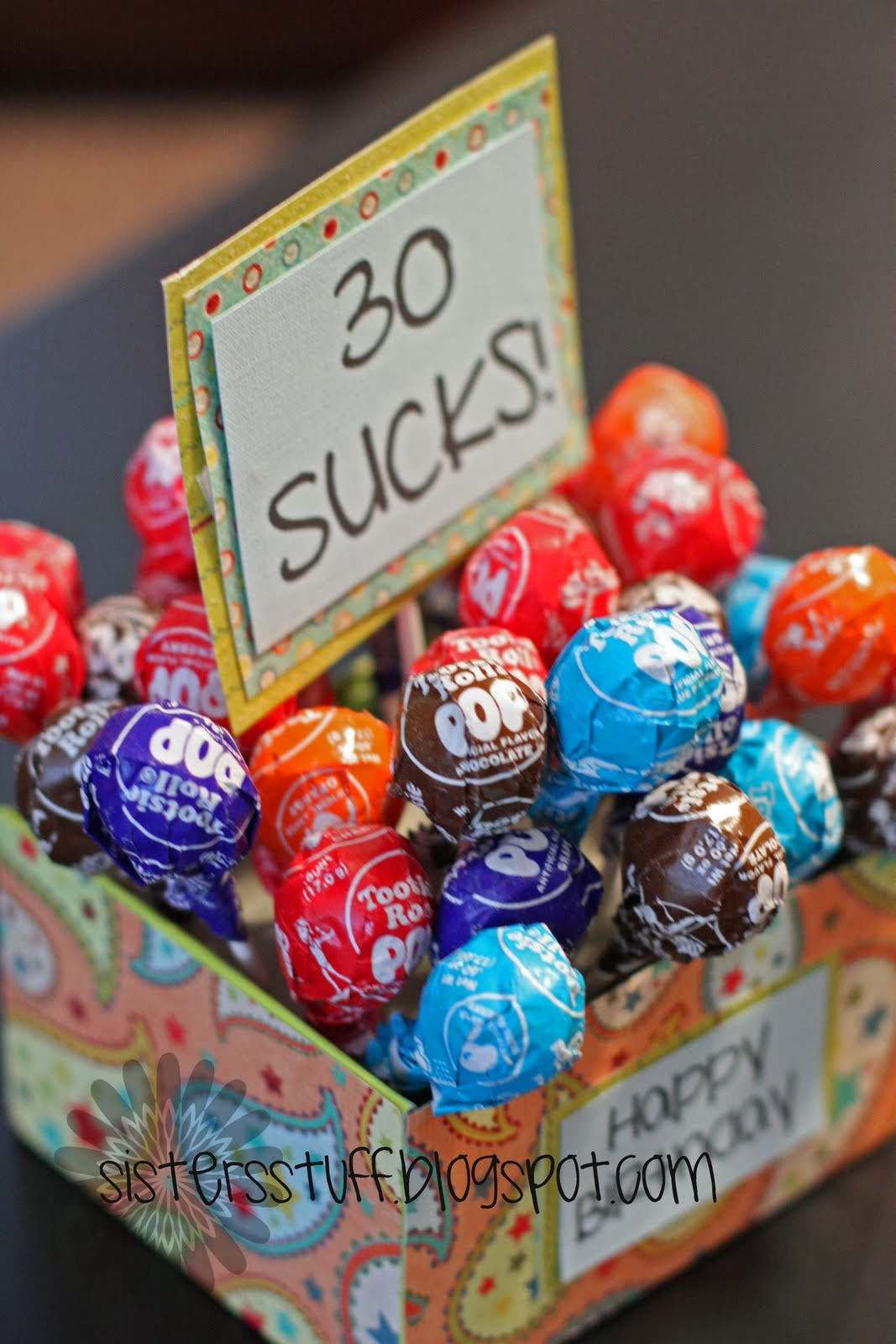 30Th Birthday Gift Ideas  Celebrate In Style With These 50 DIY 30th Birthday Ideas