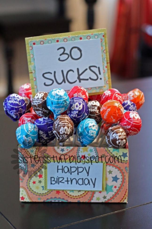 30Th Birthday Gift Ideas  Birthday Gift Ideas iCraftGifts Blog
