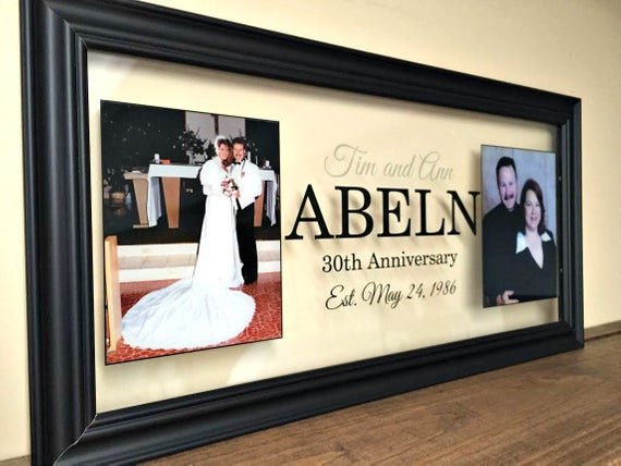 30Th Wedding Anniversary Gift Ideas For Parents  30th Anniversary Gifts 30th Wedding Anniversary Gifts 30th