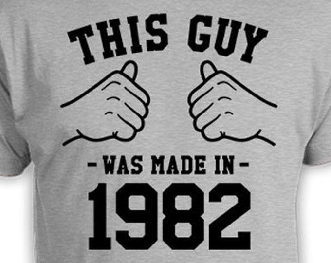 35Th Birthday Gift Ideas For Him  Funny Birthday T Shirt 35th Birthday Shirt Bday Gift Ideas