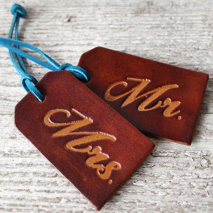 3Rd Wedding Anniversary Gift Ideas  Leather Anniversary Gifts for Your Third Wedding