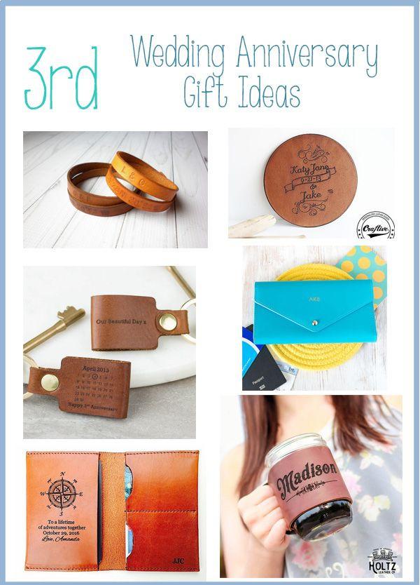 3Rd Wedding Anniversary Gift Ideas  Best 25 3rd wedding anniversary ideas on Pinterest