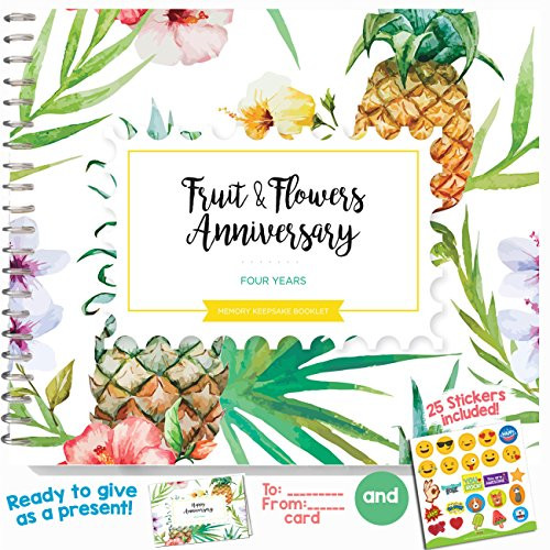 4 Year Wedding Anniversary Gift Ideas For Him  4 Year Anniversary Gifts for Him Amazon