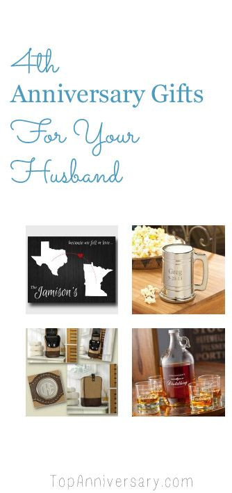 4Th Anniversary Gift Ideas  47 best images about 4th Wedding Anniversary Gift Ideas on