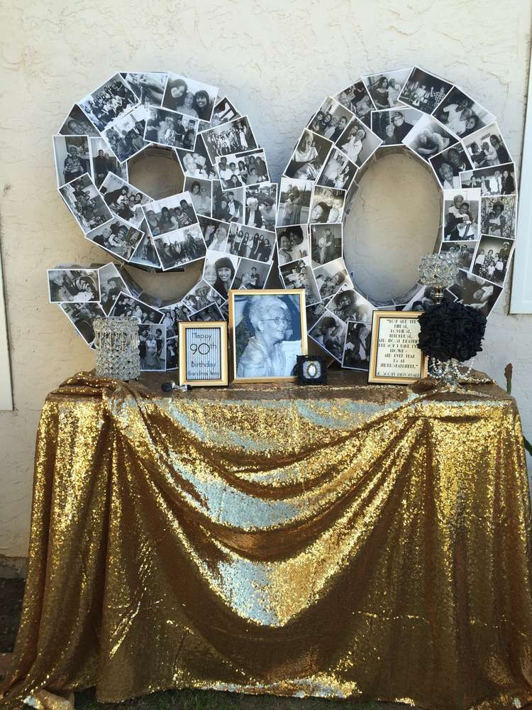 85Th Birthday Decorations  1920s Birthday Party Ideas