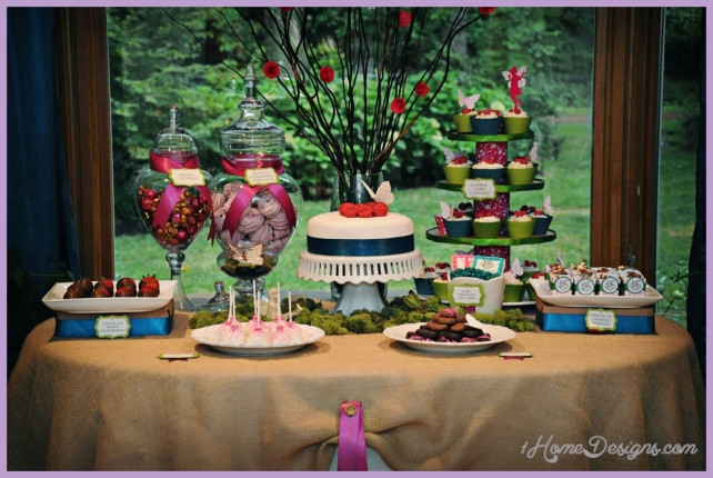 85Th Birthday Decorations  Decorating Ideas For 85th Birthday Party 1HomeDesigns