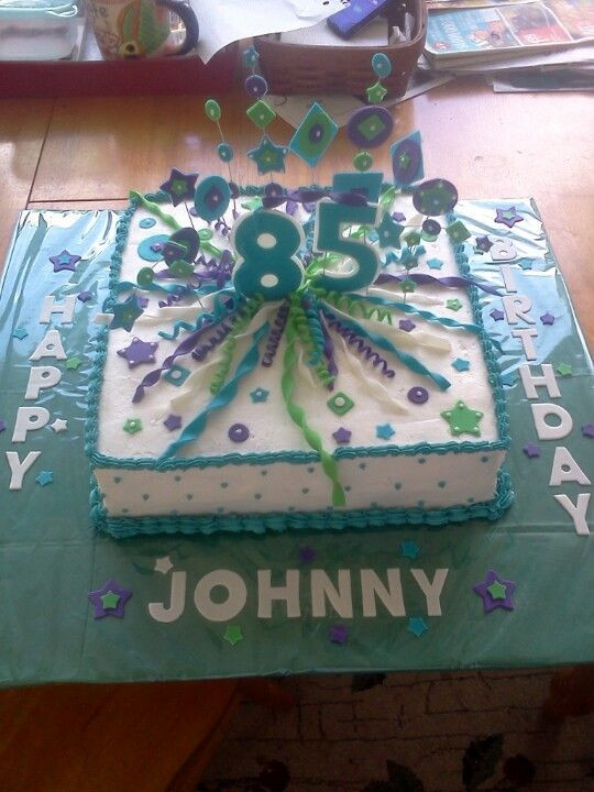 85Th Birthday Decorations  17 Best images about 85th Birthday Ideas on Pinterest
