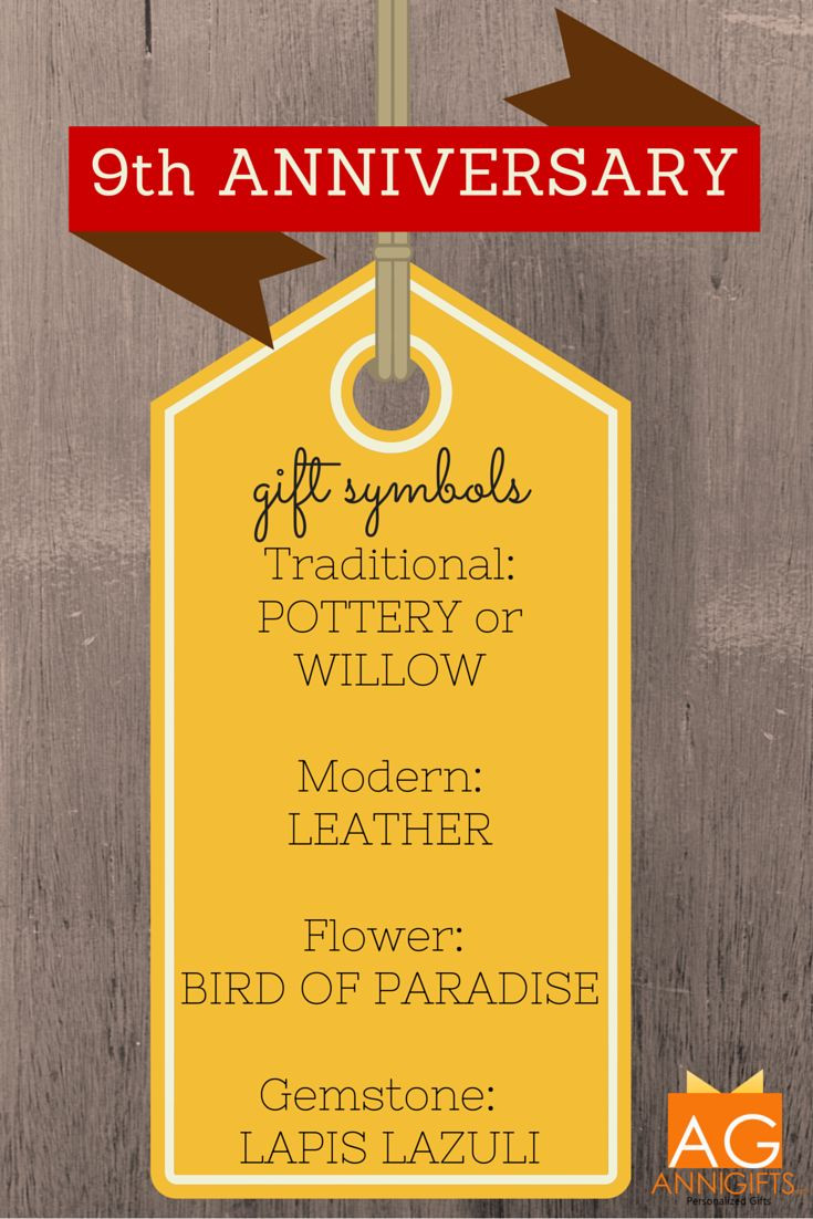 9Th Anniversary Gift Ideas For Her  Best 25 9th wedding anniversary ideas on Pinterest