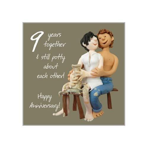 9Th Wedding Anniversary Gift Ideas  9th Wedding Anniversary Gifts Amazon