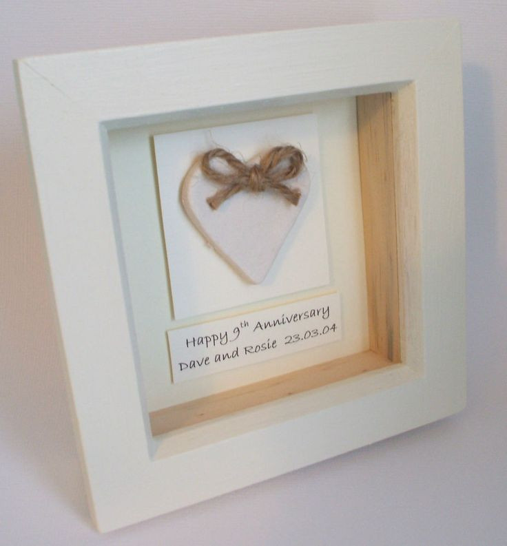 9Th Wedding Anniversary Gift Ideas  1000 ideas about 9th Wedding Anniversary on Pinterest