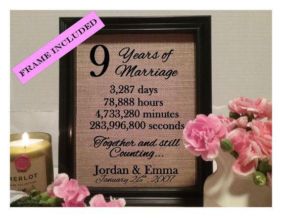 9Th Wedding Anniversary Gift Ideas  Best 25 9th wedding anniversary ideas on Pinterest