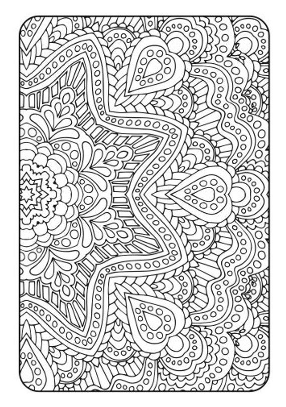 Adult Coloring Book Download  Adult Coloring Book