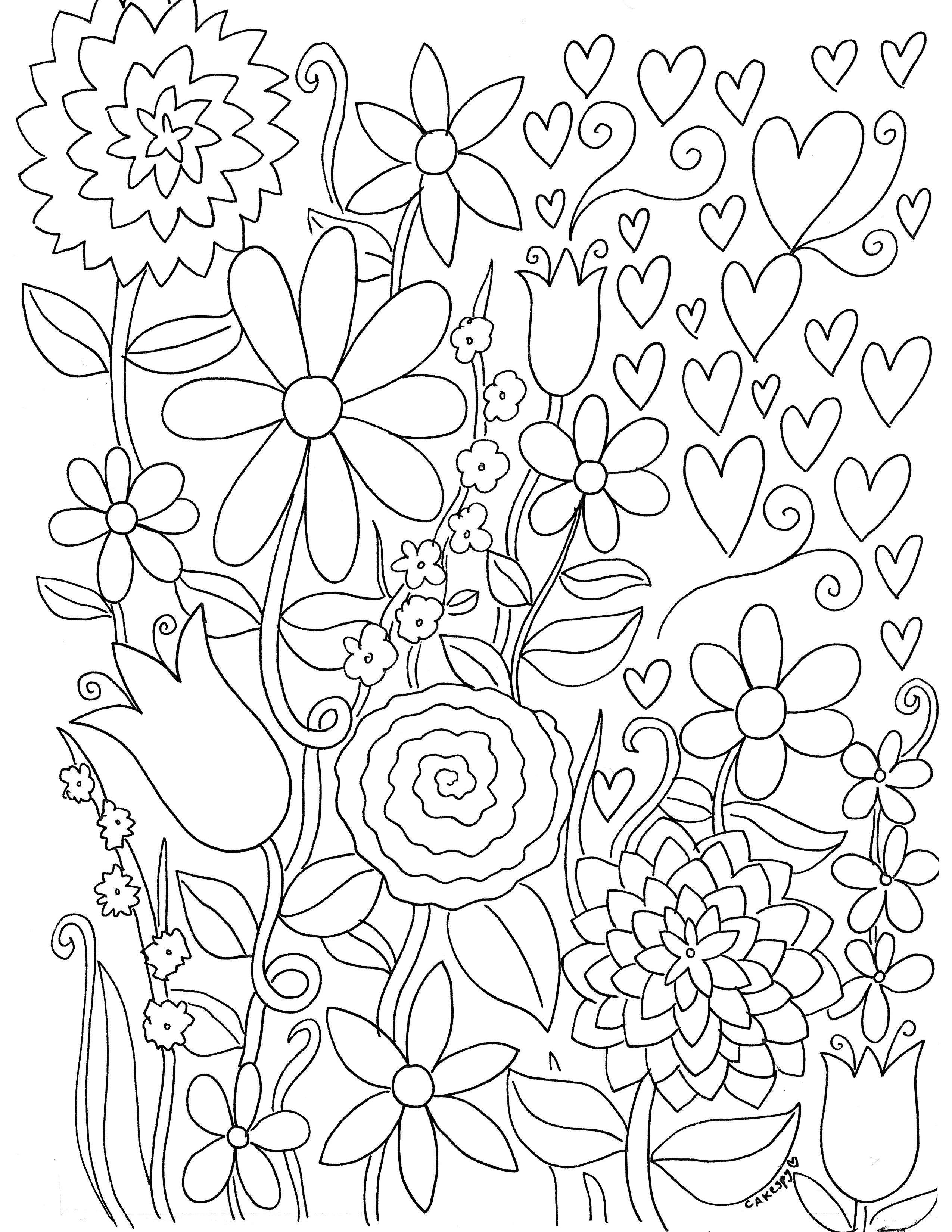Adult Coloring Book Download  FREE Paint by Numbers for Adults Downloadable
