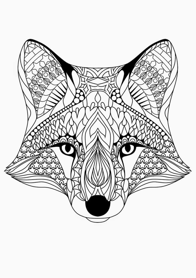 Adult Coloring Book Download  Adult Coloring Pages – 20 Free PSD AI Vector EPS Format