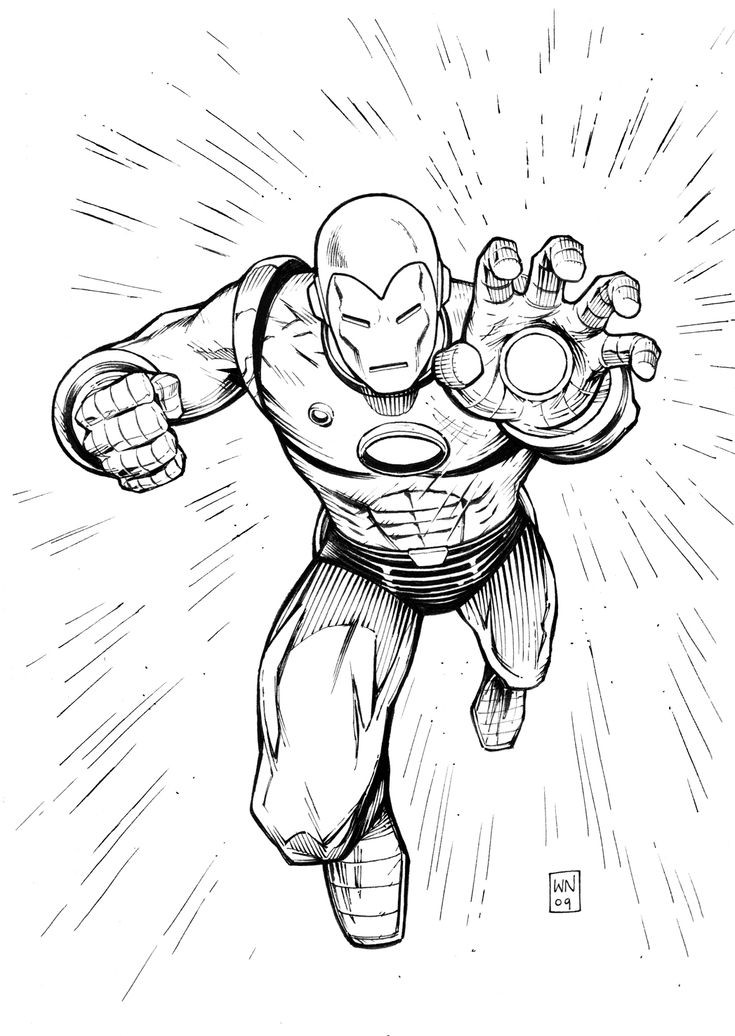 Adult Superhero Coloring Book  76 best Superhero Color Pages images on Pinterest