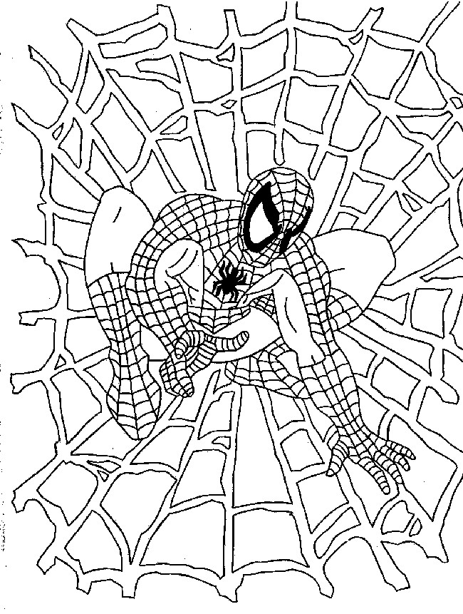 Adult Superhero Coloring Book  Coloring Pages Superheroes AZ Coloring Pages