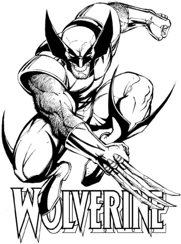 Adult Superhero Coloring Book  Best 25 Superhero coloring pages ideas on Pinterest