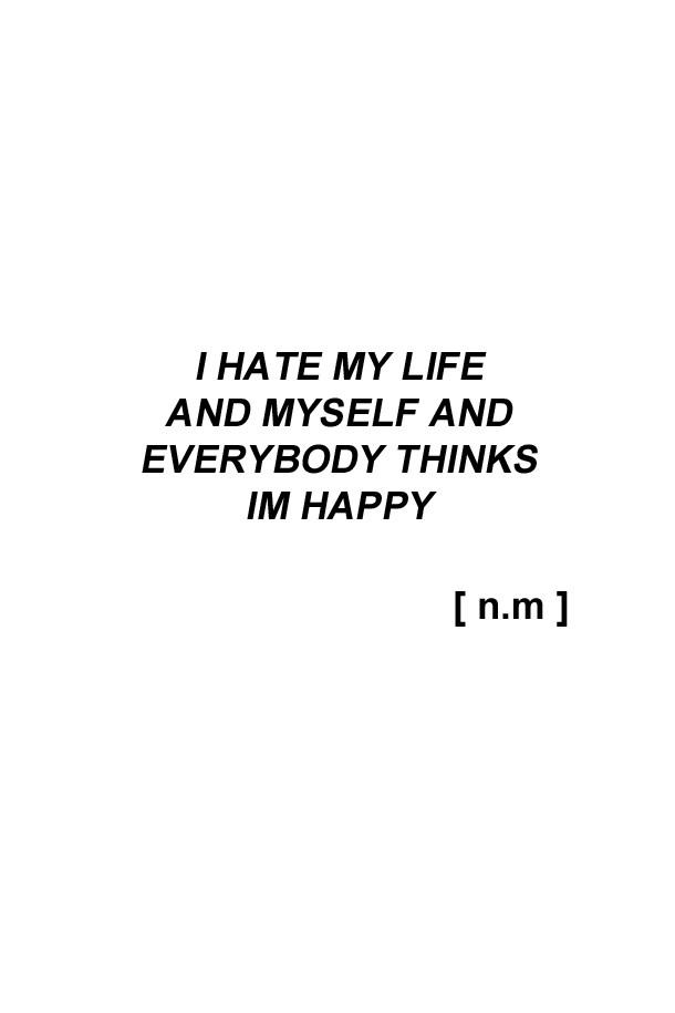 Aesthetic Sad Quotes  tru image by taraa on Favim