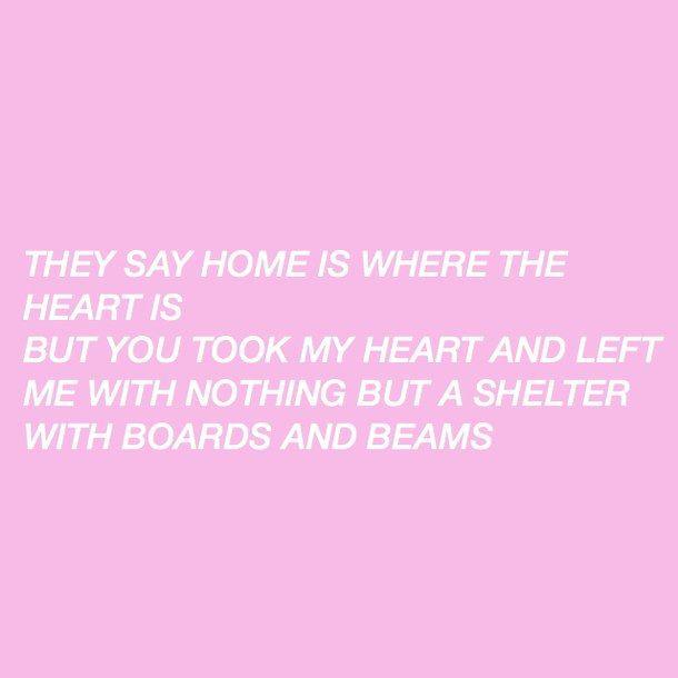 Aesthetic Sad Quotes  aesthetic love love quotes pink sad sad quotes