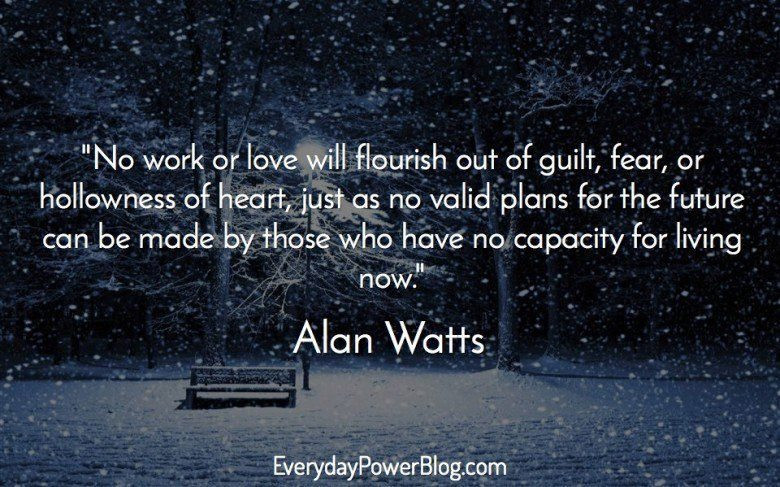 Alan Watts Quotes About Life  21 Alan Watts Quotes About The Purpose Life That Will