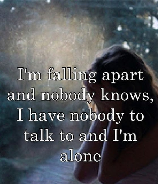 Alone Quotes Sad  50 Best Heart Touching Alone Quotes With