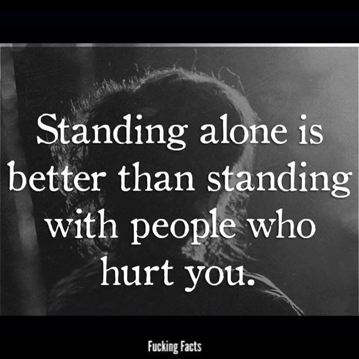 Alone Quotes Sad  17 Best ideas about I Stand Alone on Pinterest
