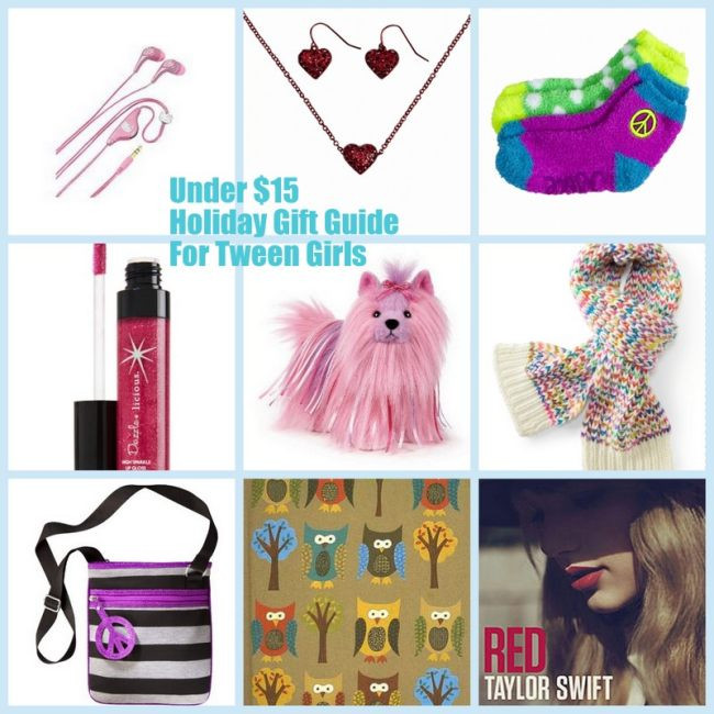 Amazing Gift Ideas For Girlfriend  9 Cool and Affordable Holiday Gifts under $15 for Tween