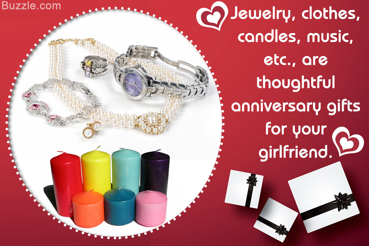Amazing Gift Ideas For Girlfriend  Amazing Anniversary Gifts to Surprise Your Girlfriend