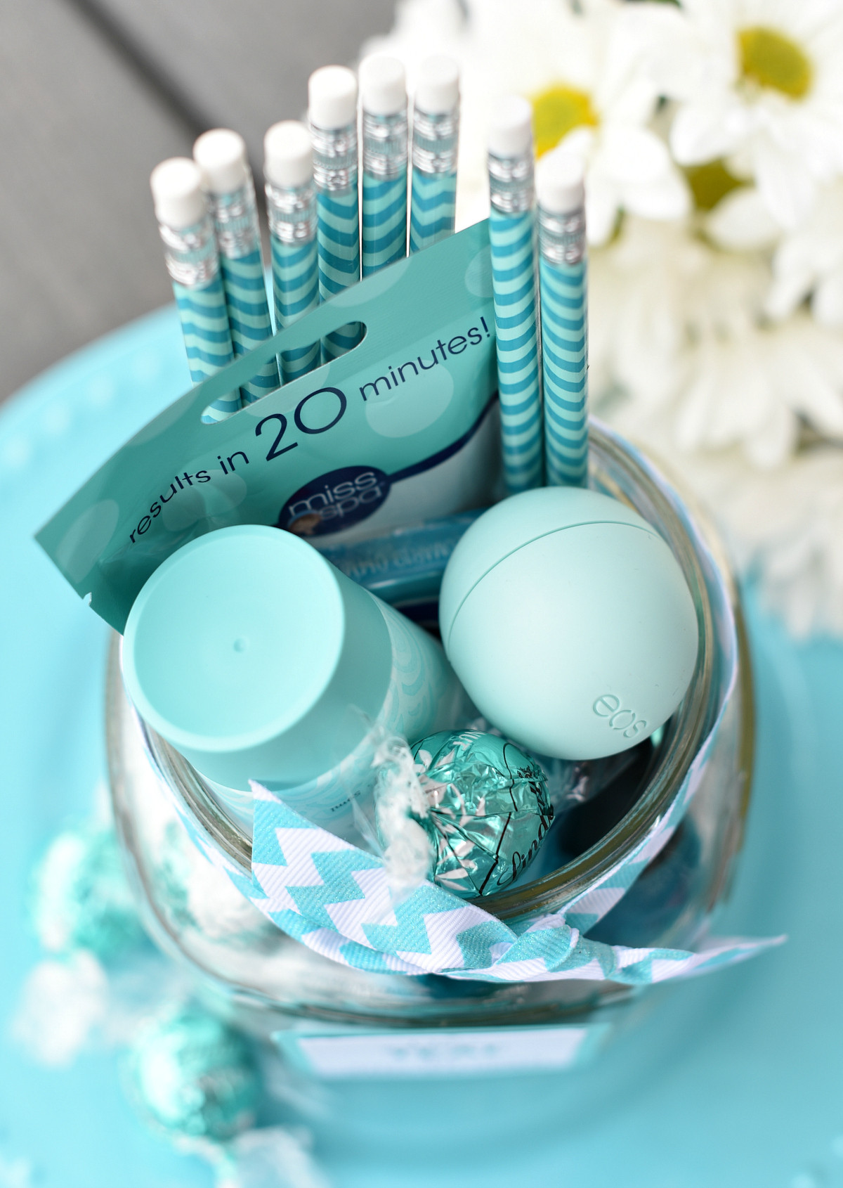 Anniversary Gift Ideas For Friends  Teal Birthday Gift Idea for Friends – Fun Squared