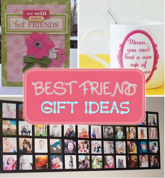 Anniversary Gift Ideas For Friends  Cool Best Friend Gift Ideas DIYCraftsGuru