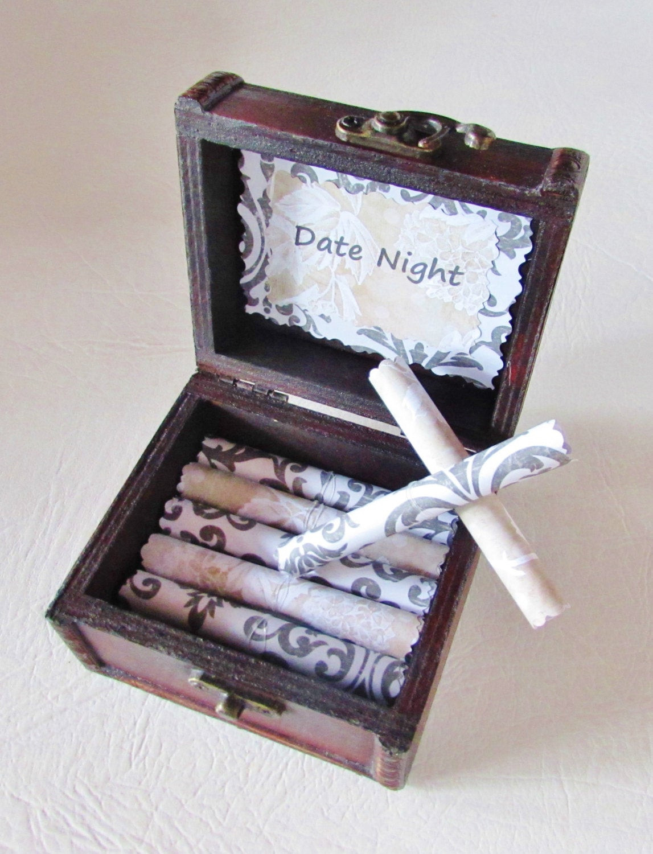 Anniversary Gift Ideas For Girlfriend  Girlfriend Birthday Gift Wife Birthday Gift Date Night