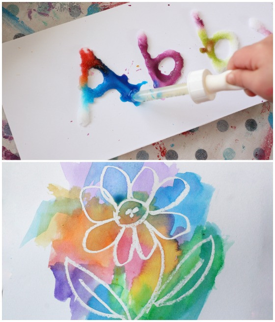 Art And Craft For Preschool  25 Awesome Art Projects for Toddlers and Preschoolers