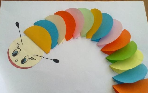 Art And Craft For Preschool  paper cutting arts crafts for preschool kindergarten 1