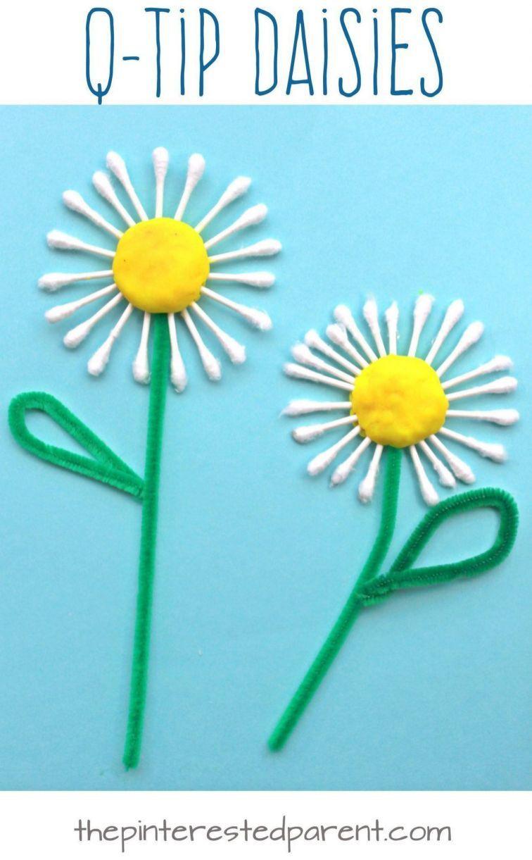 Art And Craft For Preschool  60 Creative for Kids Spring Crafts Preschool