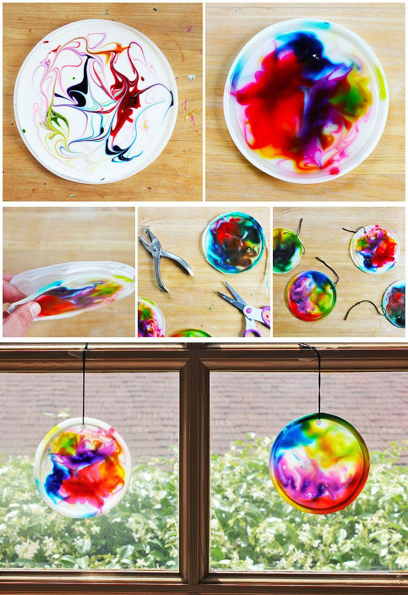 Art And Craft Ideas For Kids  Best 25 Kids suncatcher craft ideas on Pinterest