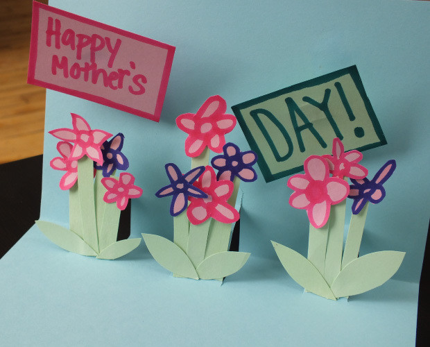 Arts And Crafts Mothers Day Gift Ideas  Arts and Crafts 3 Easy and Kid Friendly Mother s Day