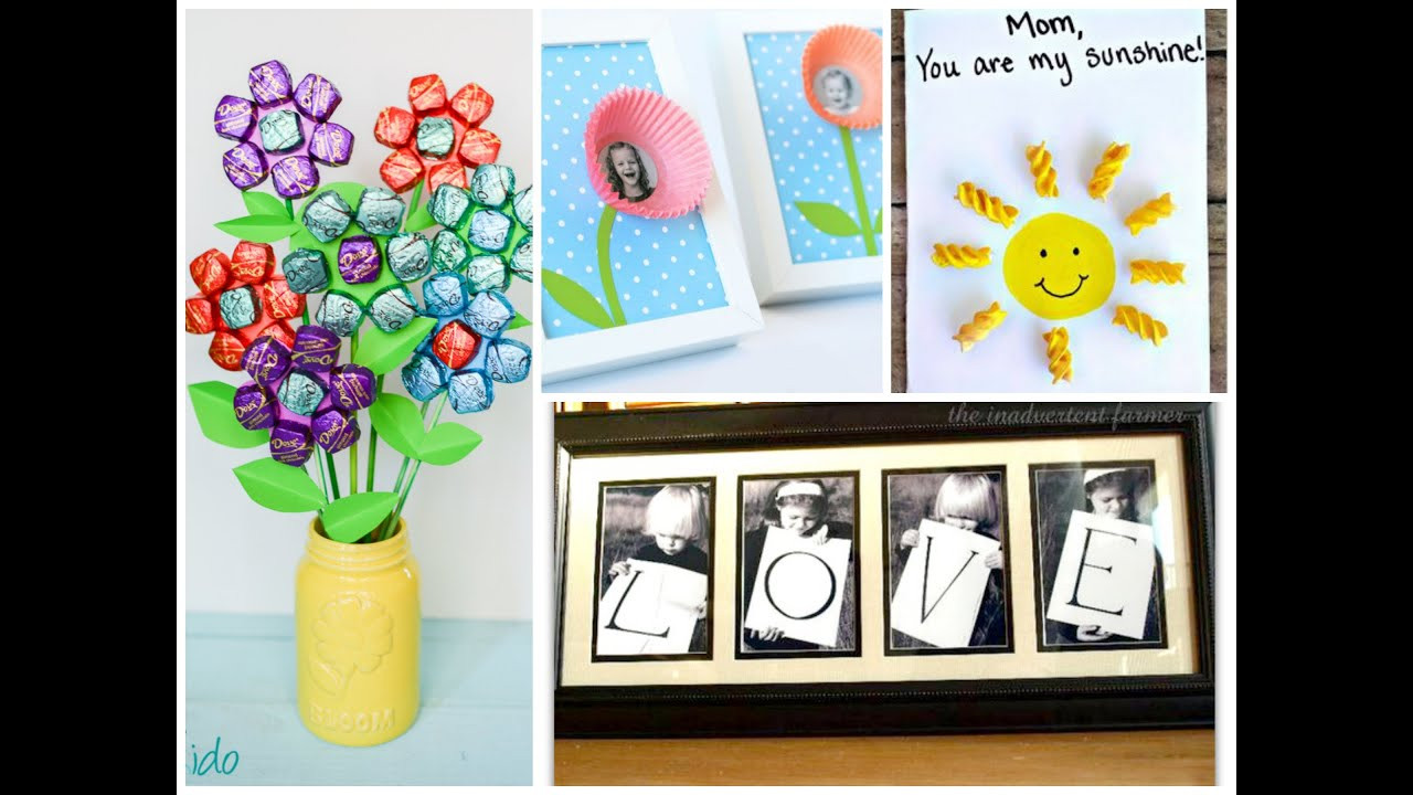 Arts And Crafts Mothers Day Gift Ideas  Easy Mother s Day Crafts for Kids 20 Best Ideas of