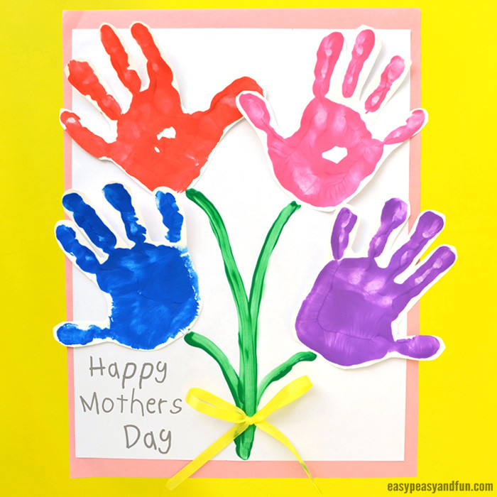Arts And Crafts Mothers Day Gift Ideas  25 Mothers Day Crafts for Kids Most Wonderful Cards