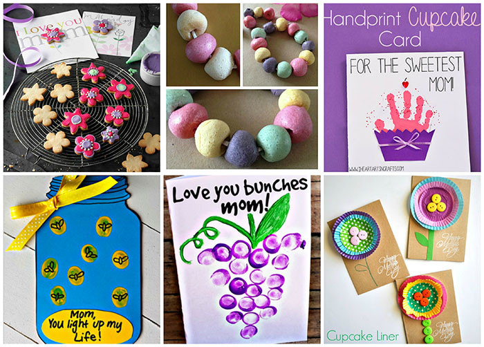 Arts And Crafts Mothers Day Gift Ideas  20 Mother s Day Keepsake Gifts That Kids Can Make I