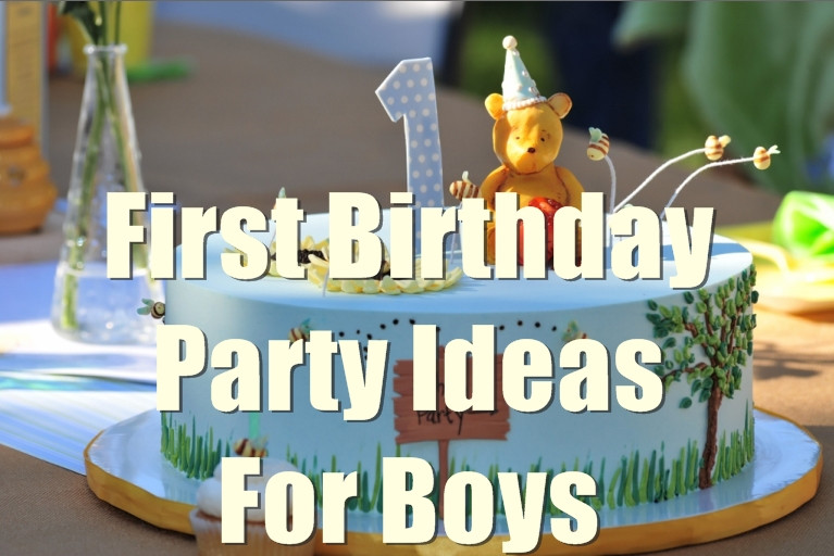 Baby Boys 1St Birthday Gift Ideas  1st Birthday Party Ideas for Boys You will Love to Know