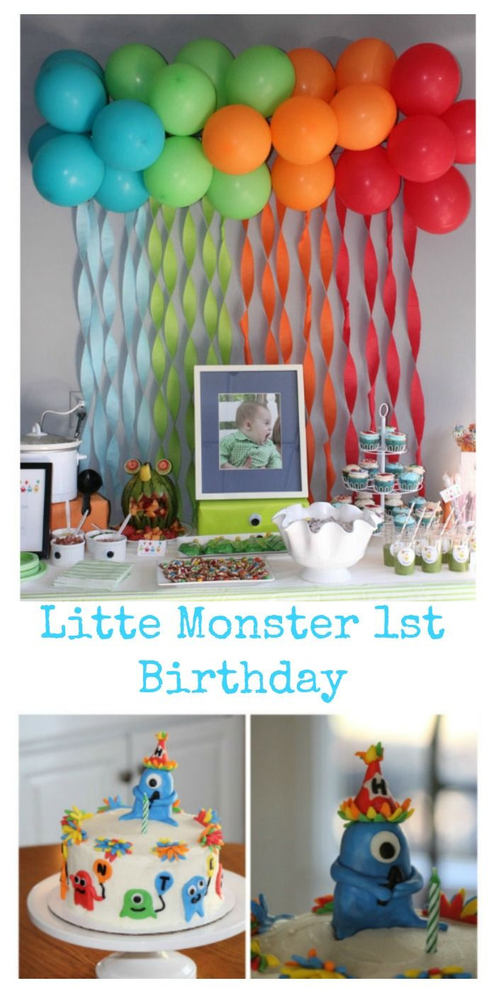 Baby Boys 1St Birthday Gift Ideas  Hunter s first birthday couldn t have gone any better The